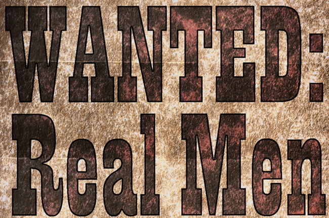 Picture: Wanted, Real Men